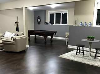 Residential Polished Concrete Floors Chicago